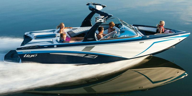 Tigé Z1 Wakeboard / Wakesurf / Ski Boat Rental in Kelowna and Vernon